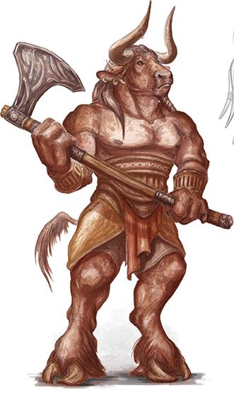 Minotaur-5e