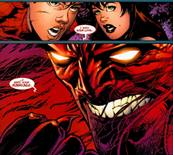 Mephist_Spiderman_Mary_Jane_Brand_New_Day_interior_panels